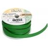 Flat Leather 10x2mm (5m Spool) Green